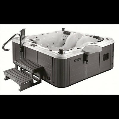 Fancy Hydro Deluxe Spa $8990 (With TV and DVD)