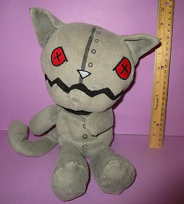 Emily the Strange Plush Fiddy Seven L'il Strangers Collection Kitty 2006 Limited