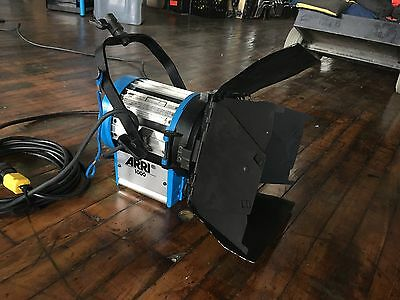 Arri 1k Fresnel - 1000 watts - Genuine Arri light
