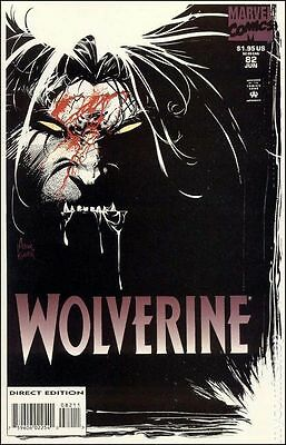 Wolverine #82 VF Marvel Comic (Top-8 / MR-18)