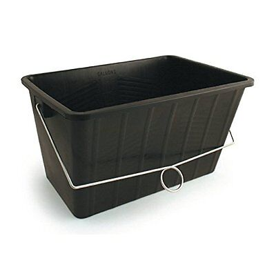 Jantex Heavy Duty Water Bucket 15Ltr Black Cleaning