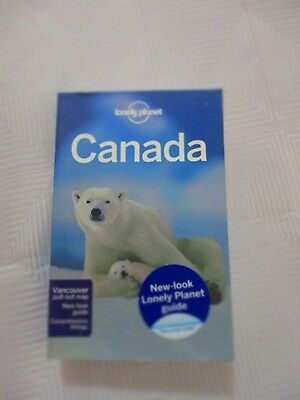 Lonely Planet Canada 11th Edition Paperback