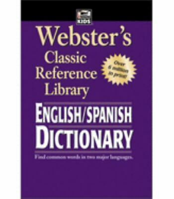 Webster's English/Spanish Dictionary: By School Specialty Publishing