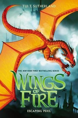 Escaping Peril (Wings of Fire, Book 8): By Sutherland, Tui T.