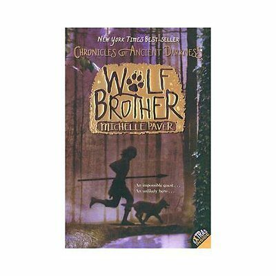 Chronicles Of Ancient Darkness #1: Wolf Brother: By Michelle Paver