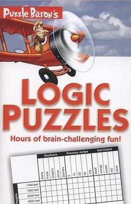 Puzzle Baron's Logic Puzzles: By Puzzle Baron