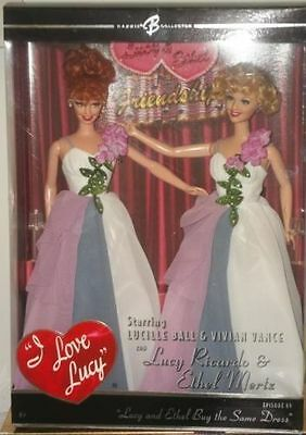 Barbie as LUCY & ETHEL in SAME DRESS ~ EPISODE #69 FRIENDSHIP