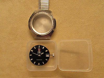 Pre-Owned Gents Genuine Omega Watch Parts