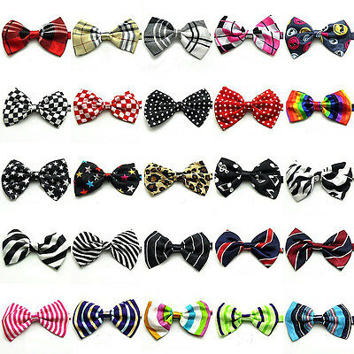 Kids Boy Bow Ties Adjustable bowknot Bowtie Tie Novelty Prom Wedding Party Neck