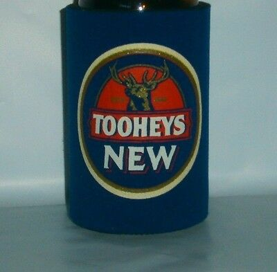 Tooheys New Beer  stubby can holder for home bar or collector