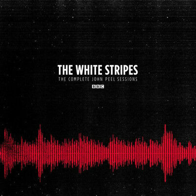 The White Stripes Complete John Peel Sessions RSD coloured vinyl 2 LP gatefold