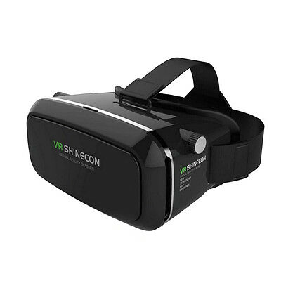 1080P 3D VR Box Virtual Reality Headset Glasses for Android & iPhone
