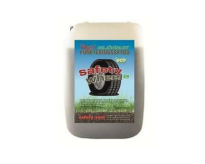 Safety Wheel 2 Tyre Sealant, Tractor units, Trailers, Agricultural, Construction