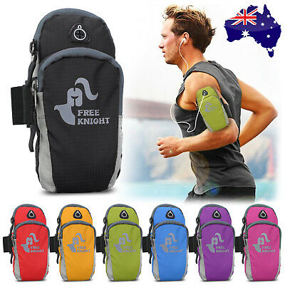Sports Gym Running Slim Armband for Samsung Galaxy S9 Note 8 S8 Plus Arm Band