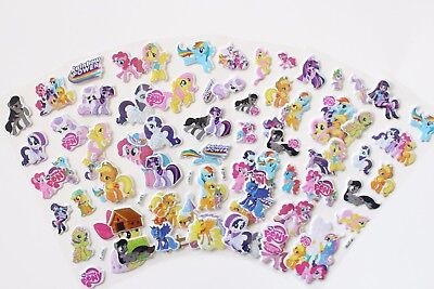 My Little Pony Stickers 6 pieces