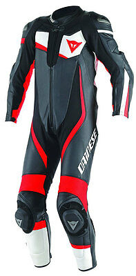 Dainese Veloster One Piece Leather Suit Perforated 42 52