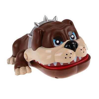 Gift Tooth Lucky Bulldog Mouth High Quality Bite Finger Toy Dog Dentist Game Top
