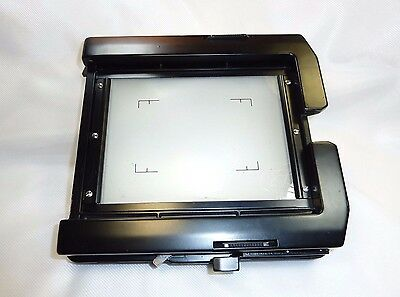 """Exc!!"" Toyo View G 4x5 Rotating Back Ground Glass From Japan"