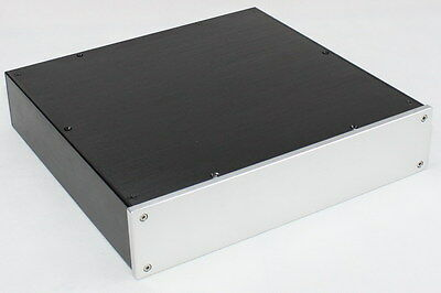 New aluminum amp chassis /DIY home audio amplifier case (size:310*322*70MM)
