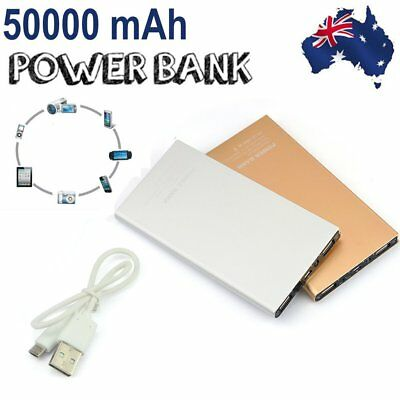 Dual USB Power Bank phone charger latest 2017 portable for iPhone Samsung
