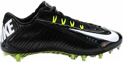 NIKE Carbon2.0 Vapor Elite TD Cleats Boots Shoe, Football/Lacrosse/Rugby Mens 14