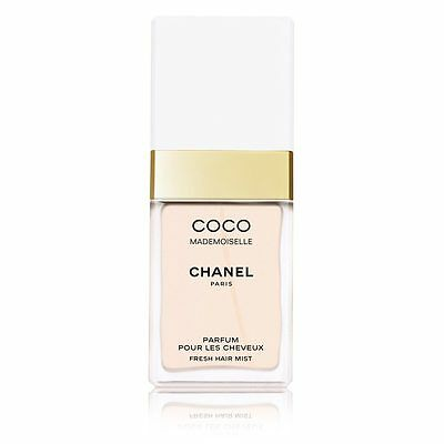 NEW Chanel Coco Mademoiselle Parfum Fresh Hair Mist - 35ml