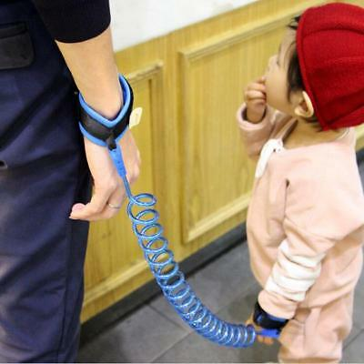 Child Kid Anti-lost Safety Leash Wrist Link Harness Strap Reins Traction Rope FI