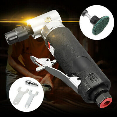 Air Die Grinder and 2-Inch Angle Sander Air Orbital Spot Sander & Polisher
