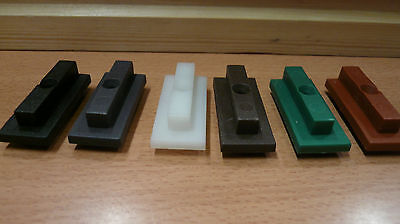 Decking Clips Pack of 100 Twinplas® Composite , Edging & Fixing Packs