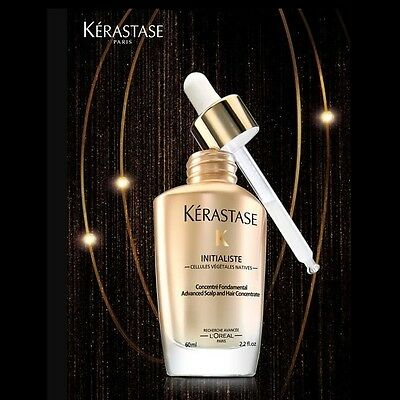 NEW Kerastase Initialiste Advanced Scalp and Hair Concentrate (Leave-In) 60ml