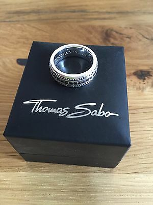 Schnäppchen, Thomas Sabo Rebel at Heart Ring, Gr 52