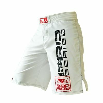MMA Fight Boxing Shorts Grappling Cage Ufc Muay Thai Martial Arts Pro Series New