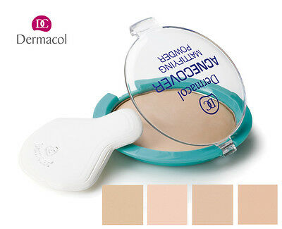 Dermacol Acnecover Mattifying Powder For Problematic Skin