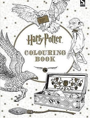 Harry Potter Colouring Book 1 NEW Paperback *FAST DELIVERY*