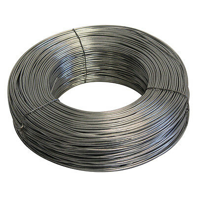 Tension Straining Wire Line Fencing 2.5mm x 100M Galvanised Steel Cable Fence
