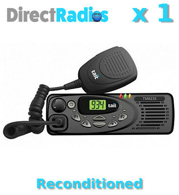 Tait TM8235 VHF 174-225 Mhz - Two way mobile radio