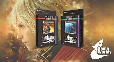 Final Fantasy Trading Card Game: Both Final Fantasy Type-0 & IX (9) Starter Sets
