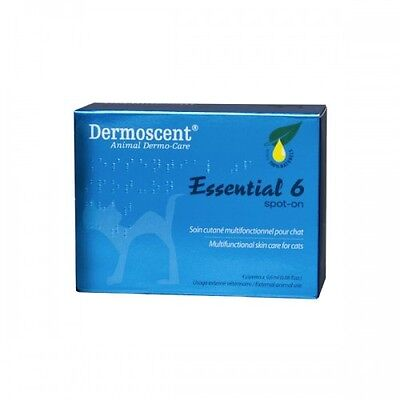 Dermoscent Essential 6 Spot-On -Skin Care for Cats