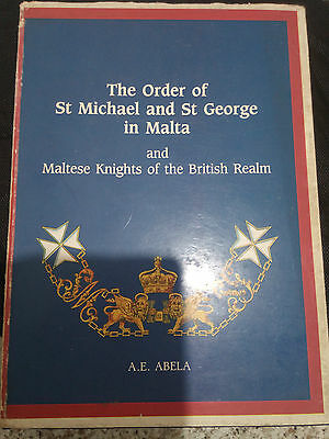 The Order Of St.michael And St.george In Malta And Maltese Knights