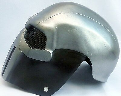 """Army of Two """"Robo Trooper 2"""" Punisher Custom Fiberglass Paintball / Airsoft Mask"""