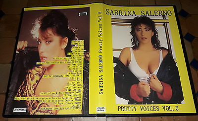 Sabrina Salerno - Pretty Voices Vol. 5 DVD Special Fan Edition, Very good!!