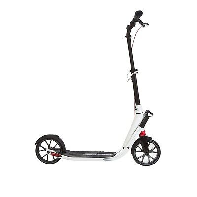 GENUINE OXELO Town 9 Easy Fold Adult Town Scooter - WHITE  NEW
