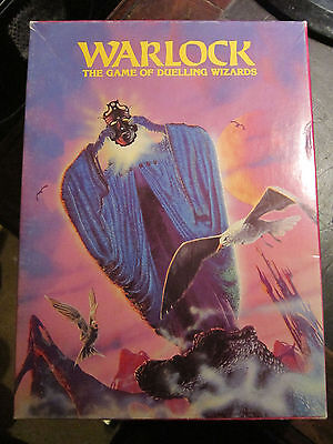 Warlock – The Game of Duelling Wizards - Games Workshop