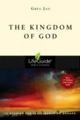 The Kingdom of God: 10 Studies for Individuals or Groups (Lifeguide Bible Stu...