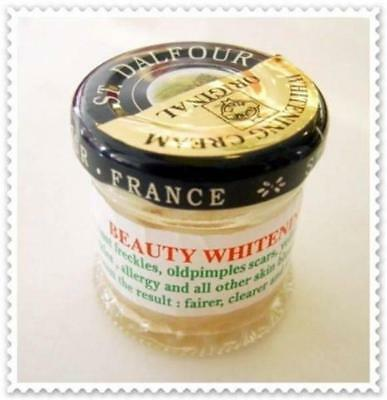 St Dalfour Beauty Whitening Cream - Filipina beauty