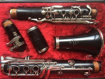 Noblet Artist CLARINET Bflat Lovely warm tone