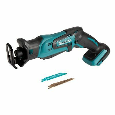 Makita DJR183Z 18v Cordless Reciprocating Saw Tool Less Blade Clamp Body Only