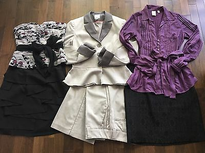 Lot Business Women Clothes Size XS and 2 Tristan