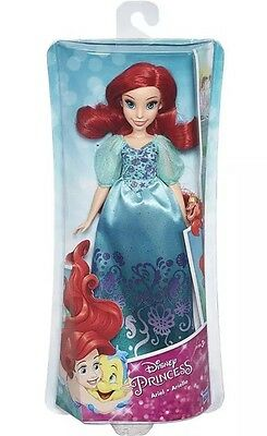 Disney Princess Ariel Royal Shimmer Doll Collectible Mint New and sealed