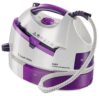 BRAND NEW FROM MANUFACTURER: Russell Hobbs 20330 Easy 2800W Steam Generator Iron